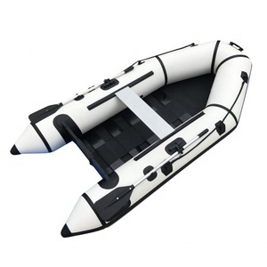 (CE) China 3m Wholesale PVC Folding Inflatable Boat Inflatable Fishing Boat  For Sale