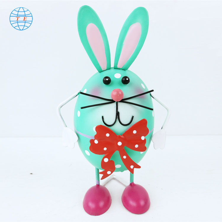 High quality rabbit shape Easter gift cartoon cheap Easter decorations