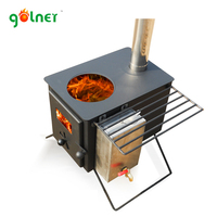 Best selling camping wood burning stove and tent stove picnic