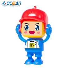 Leuke action figure cartoon <span class=keywords><strong>pop</strong></span> <span class=keywords><strong>diy</strong></span> montage promotie <span class=keywords><strong>plastic</strong></span> <span class=keywords><strong>speelgoed</strong></span>
