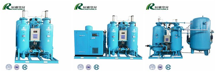 Oxygen Generator With Filling System