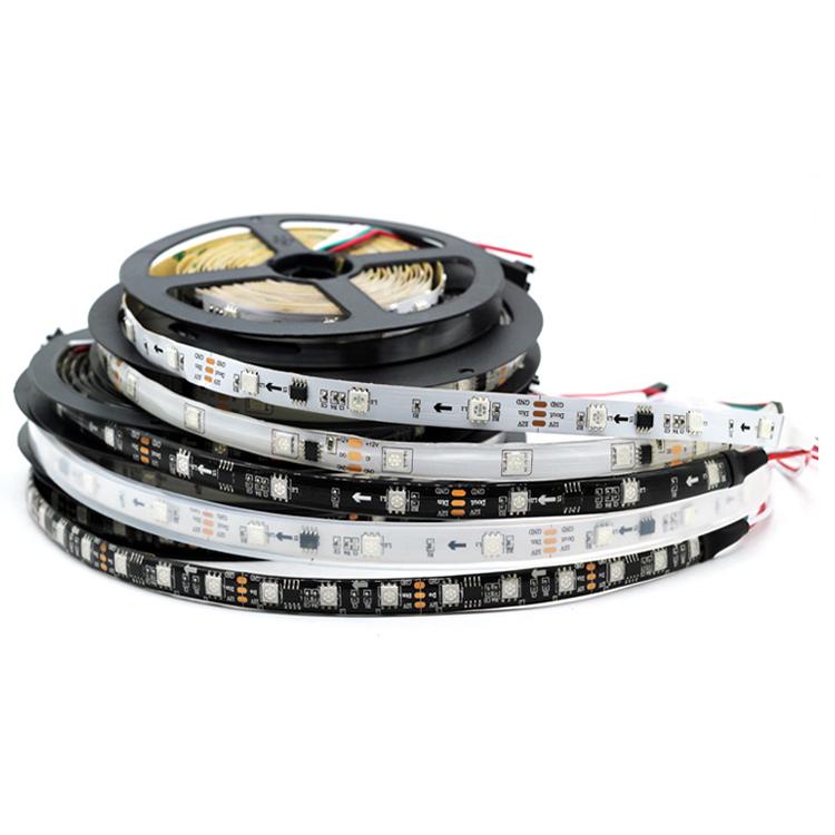 large wholesale normal quality or custom high quality ws2811high cri 90 12v 24v led strip light