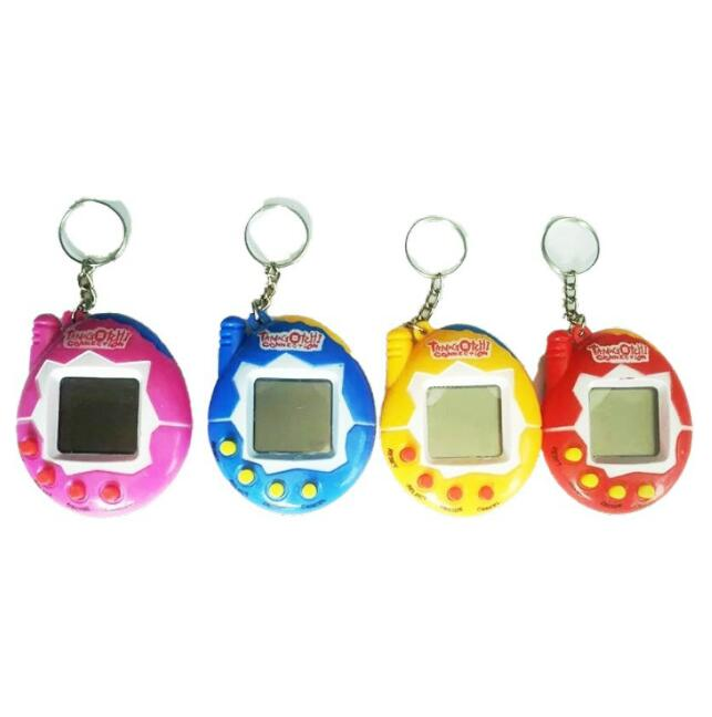 2020 Hot ! Tamagotchi Electronic Pets Toys 49 Pets in One Virtual Cyber Pet Toy 6 Style Optional Tamagochi