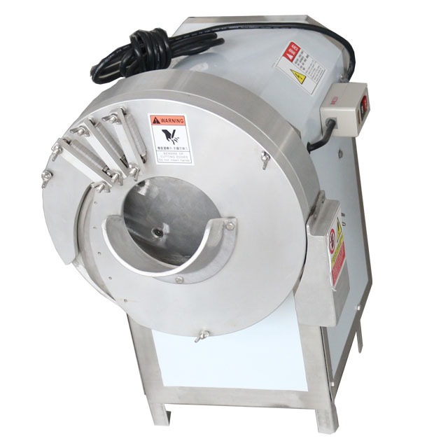 Commercial  Onion  Potato  Cutting Chopping Slicing Machine/vegetable slicing machine