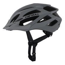 Cairbull x-tracer Горный Дорожный спортивный развлекательный фитнес-шлем для езды на велосипеде 22 отверстия в форме шлема безопасная велосипедная ...(Китай)