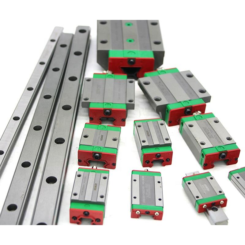 Cheap HIWIN HGH HGW QHH 15 20 25 30 35 45 55 65 CA CB HA HB SA Heavy Load heavy duty Cnc Linear Slide Block linear guide rail