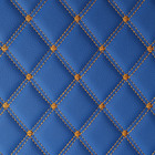 Abrasion-resistant Embroidery Quilted Diamond Stitching Leather For Sofa Making E046-6