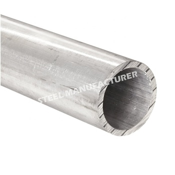 2024 7075 t6 aluminum extruded seamless tube/pipe