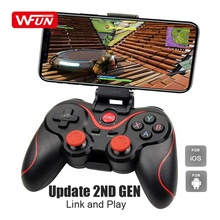 Für PUBG Controller 4,0 Gamepad PUBG Mobile Löst Joystick Gaming Grip Wireless Joypad für Telefon IOS Android Tisch