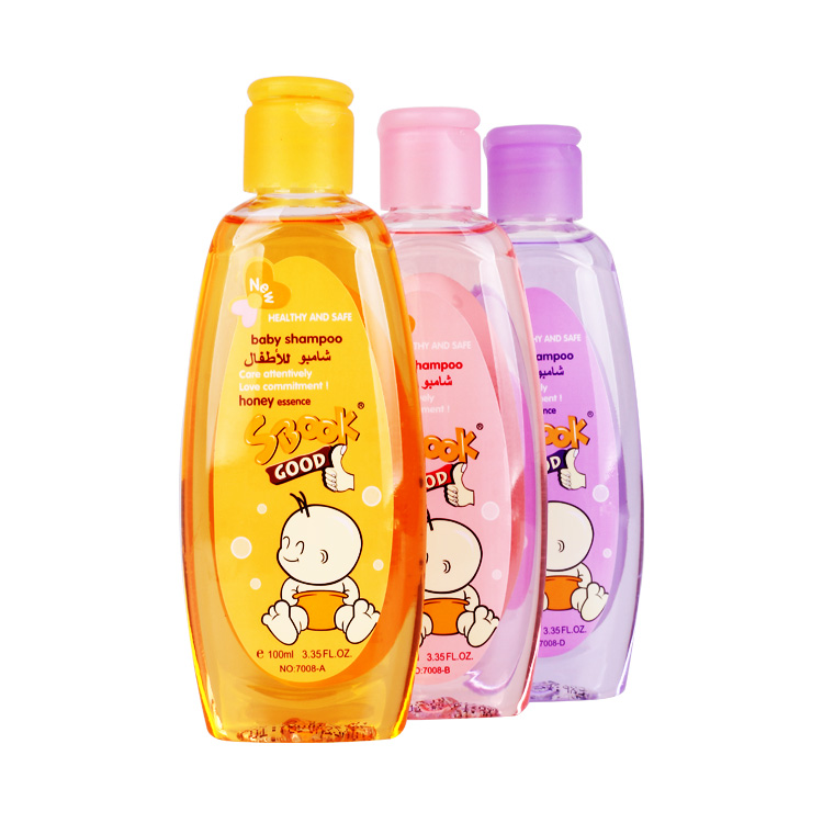 400ML baby care products and baby shampoo and conditioner for curly hair