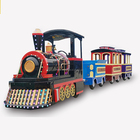 Amusement rides theme park attractions electric trackless tourist train rides
