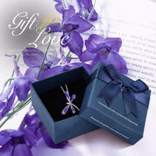 CDE Элегантное ожерелье с подвеской в виде дракона, кристаллы Swarovski, лучший подарок для женщин, ювелирные аксессуары ожерелье с насекомыми(Китай)