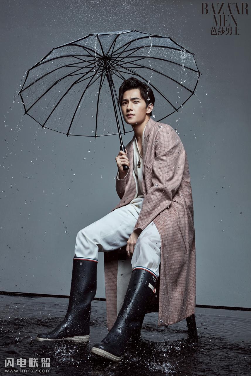 90后帅哥明星杨洋帅气俊朗时尚写真图片合集
