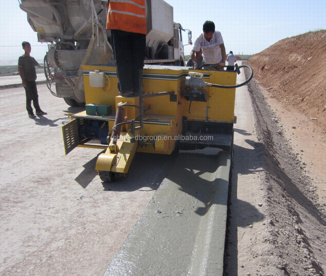 Concrete Road Curb Kerb Machine For Sale