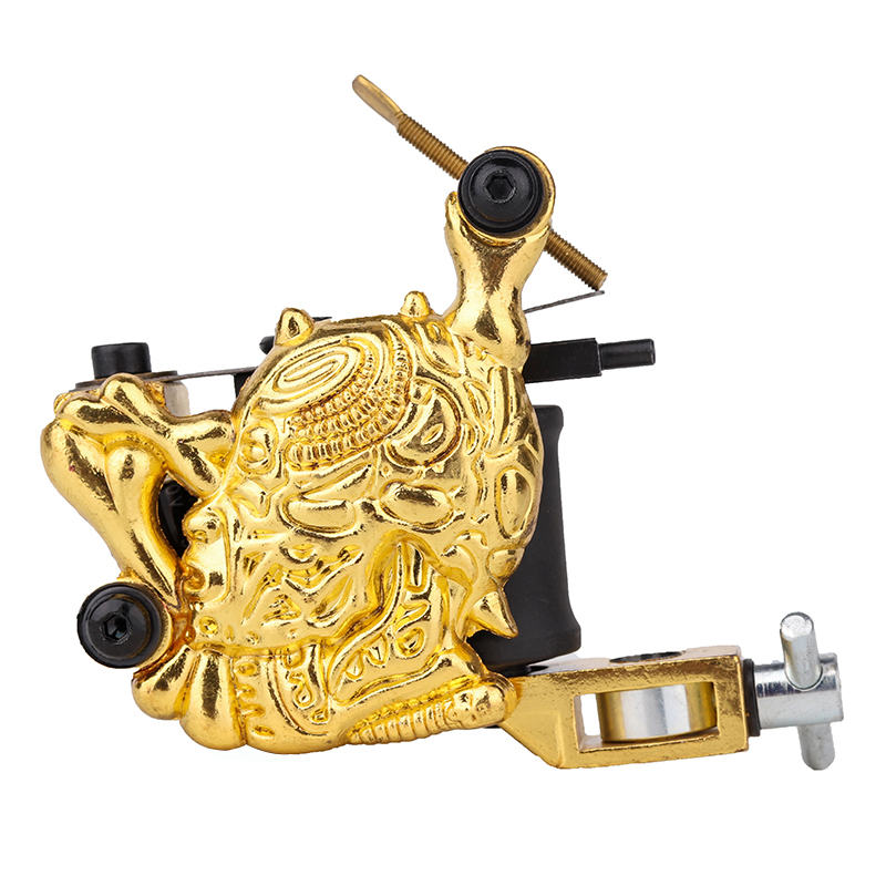 Wholesale best coil tattoo machines on the market beginner for business for tattoo-2