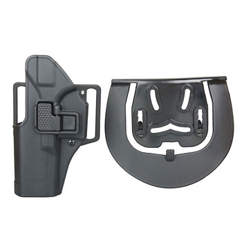 Best material left hand glock holster for G17 for speed shooting practice