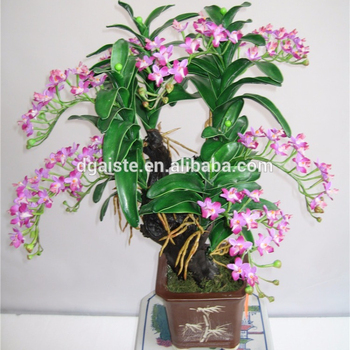 Manual Orchid Potted Bonsai Chinese Antique Potted Simulated Orchid Flower Garden Ornament Buy Manual Potted Orchid Bonsai Simulated Flower Bonsai Antique Flower Ornament Product On Alibaba Com