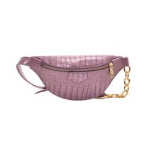 Модная женская сумка из искусственной кожи, поясная сумка, женская сумка с рисунком аллигатора, нагрудная сумка через плечо, сумка-мессендж...(Китай)