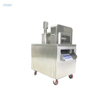 hot sell frozen chicken mutton cutter dicing cutting machine for factory