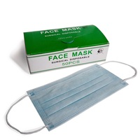 Medical disposable skin care dental cloth surgical mask face for hospital