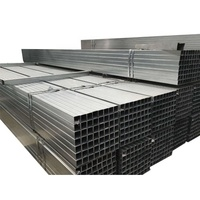 Factory Wholesale Price Mild Steel Square Hollow Section Galvanized Shs Steel Profile