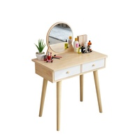 2019 cheapest corner bedroom dressing table vanity table with mirror makeup