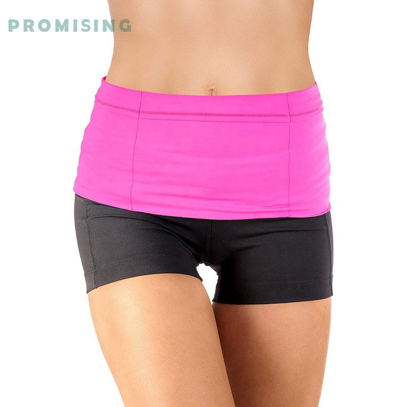 wholesale best running waist pack Travel Running Belts for Workouts Cycling Travelling Money Belt Fanny and Waist Pack
