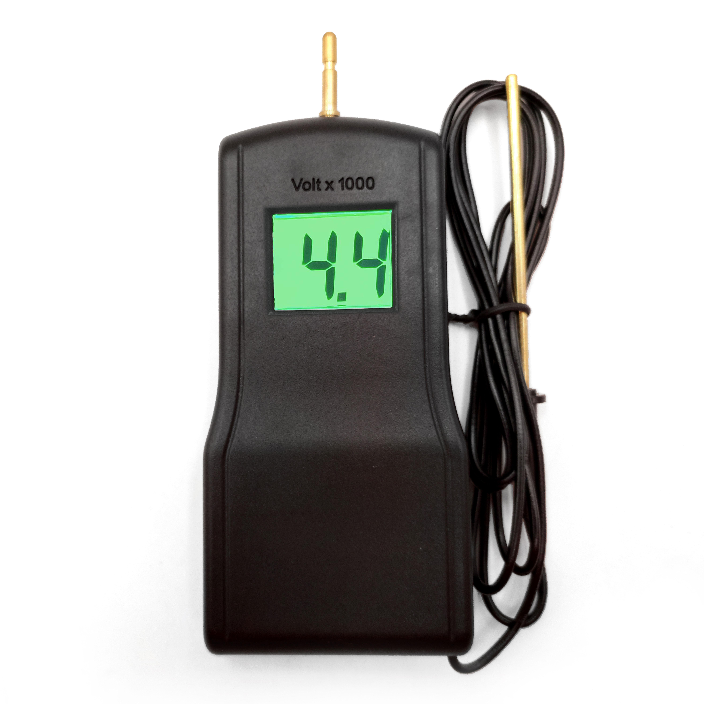 Electric Fence  back-lit digital fence tester with battery indicate voltage 200-9.9KV