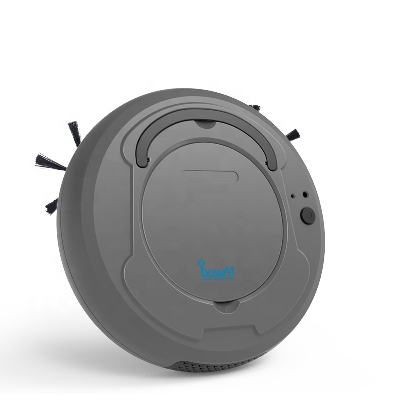 Intelligent robot vacuum <strong>cleaner</strong> and automatic sweeping robot