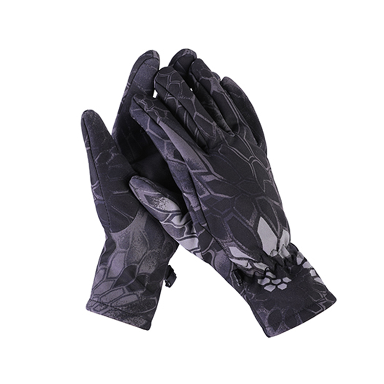 Custom Army Military Gloves Motorcycle Outdoor Shooting Hunting Camouflage Protective Tactical Gloves