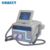 FDA approved Big Spot Size SHR IPL Machine 2 Handles Professional Laser Hair Removal Machine