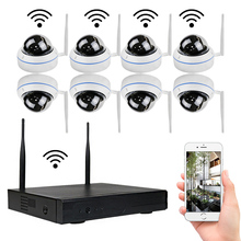 Datuo 8ch 1080p wifi nvr mit 8pcs 2,0 mp ip security kamera 8 ch cctv system wireless 2mp