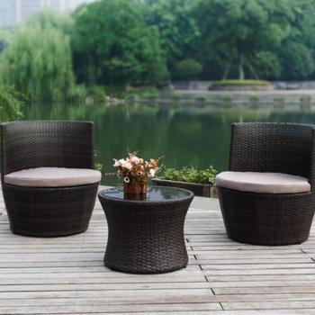 Bali Outdoor Furniture Rattan Garden