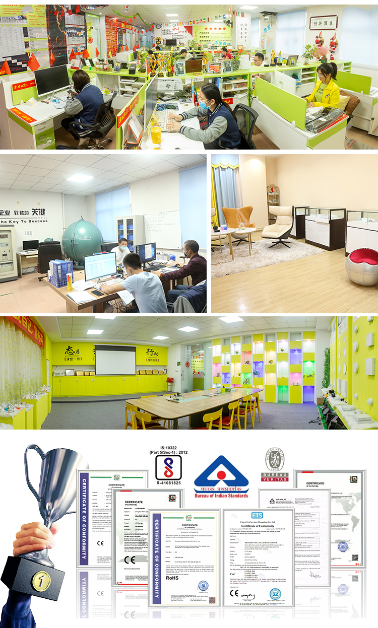 Factory direct lighting protection BIS approve home decoration detachable recessed 12w led down light