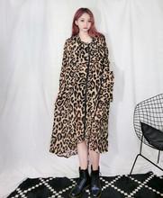 XITAO леопардовая блузка, новая мода размера плюс, маленькая, свежая, повседневная, стиль богини, веер, элегантная, миноритарная, 2020, летняя, ZP1226(Китай)