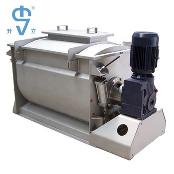 Soap Powder Mixer Machine With Ribbon Agitator