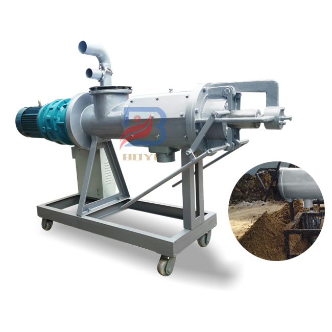 Cow Dung Solid-liquid Separator/biogas Slurry Dewatering Machine/pig Manure ไดโว่เครื่อง
