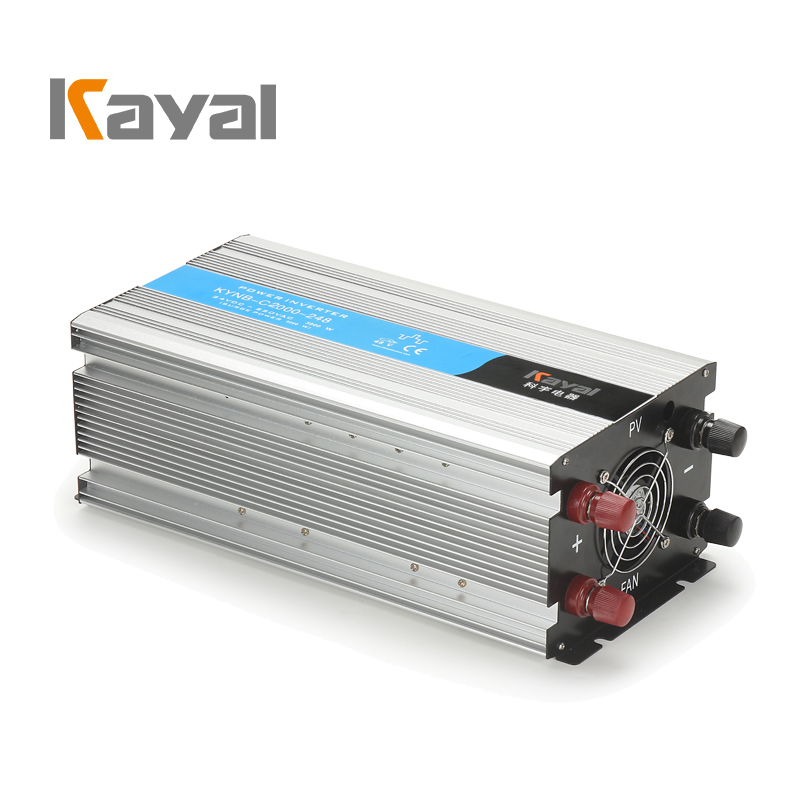 KAYAL 12v 24v 48v 2000W mit Lade Funktion Reine Sinus Welle Inverter für Home