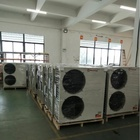 Air Sauna Meeting MDY60D Air To Water Pool Heating Pump 25KW Swimming/ Sauna / Spa Pool Heat Pump Connect With Circulation Pump