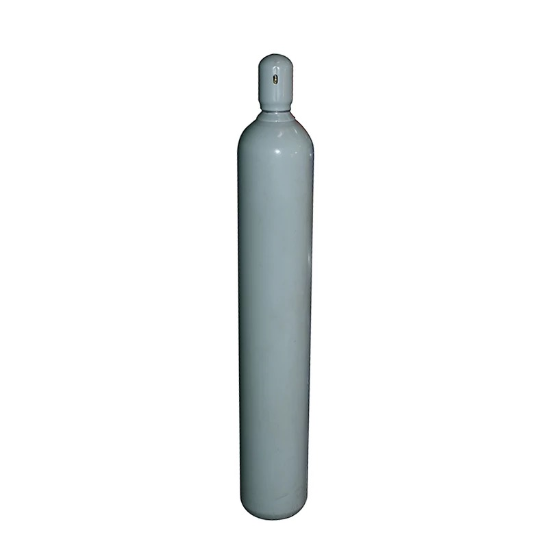 Iso9809-3 werkdruk 150bar lege 40l co2 gas cilinder