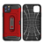 new metal  ring holder tpu pc card slot back cover back kickstand  case for iPhone 11 pro max