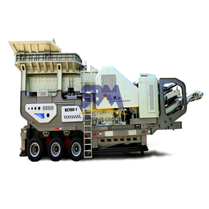SBM quarry equipment 2019 new price for portable mobile stone crusher
