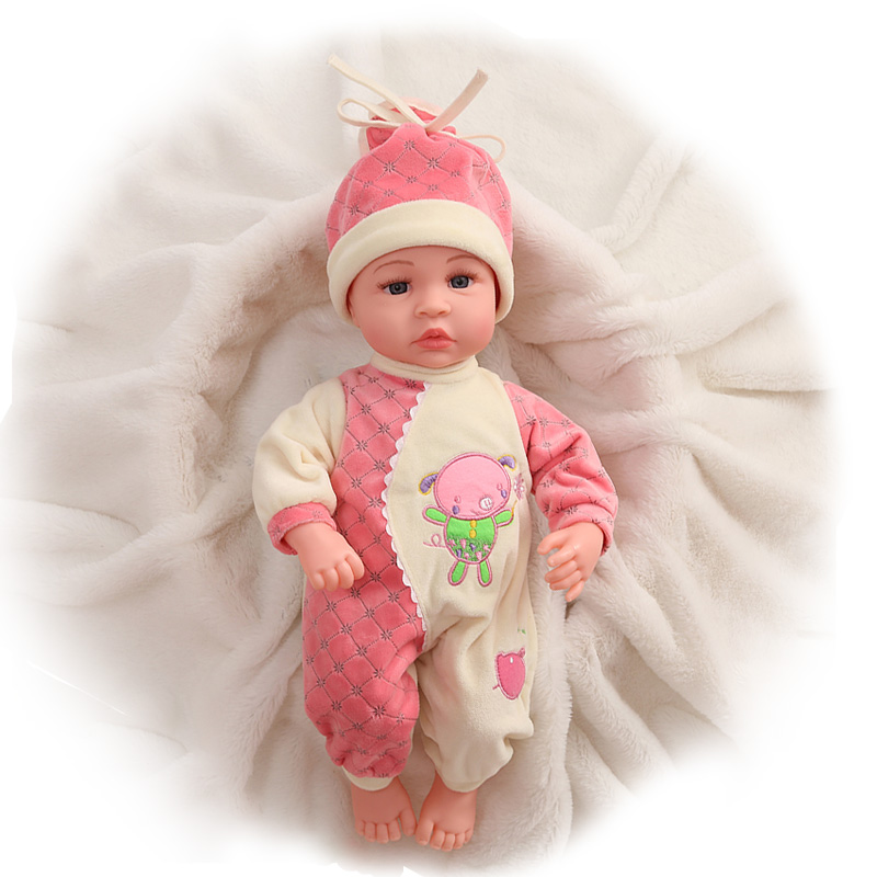 45cm soft silicone reborn toddler Bebe reborn baby <strong>dolls</strong> silicone Christmas surprise gifts lol <strong>doll</strong> for kid girl toys