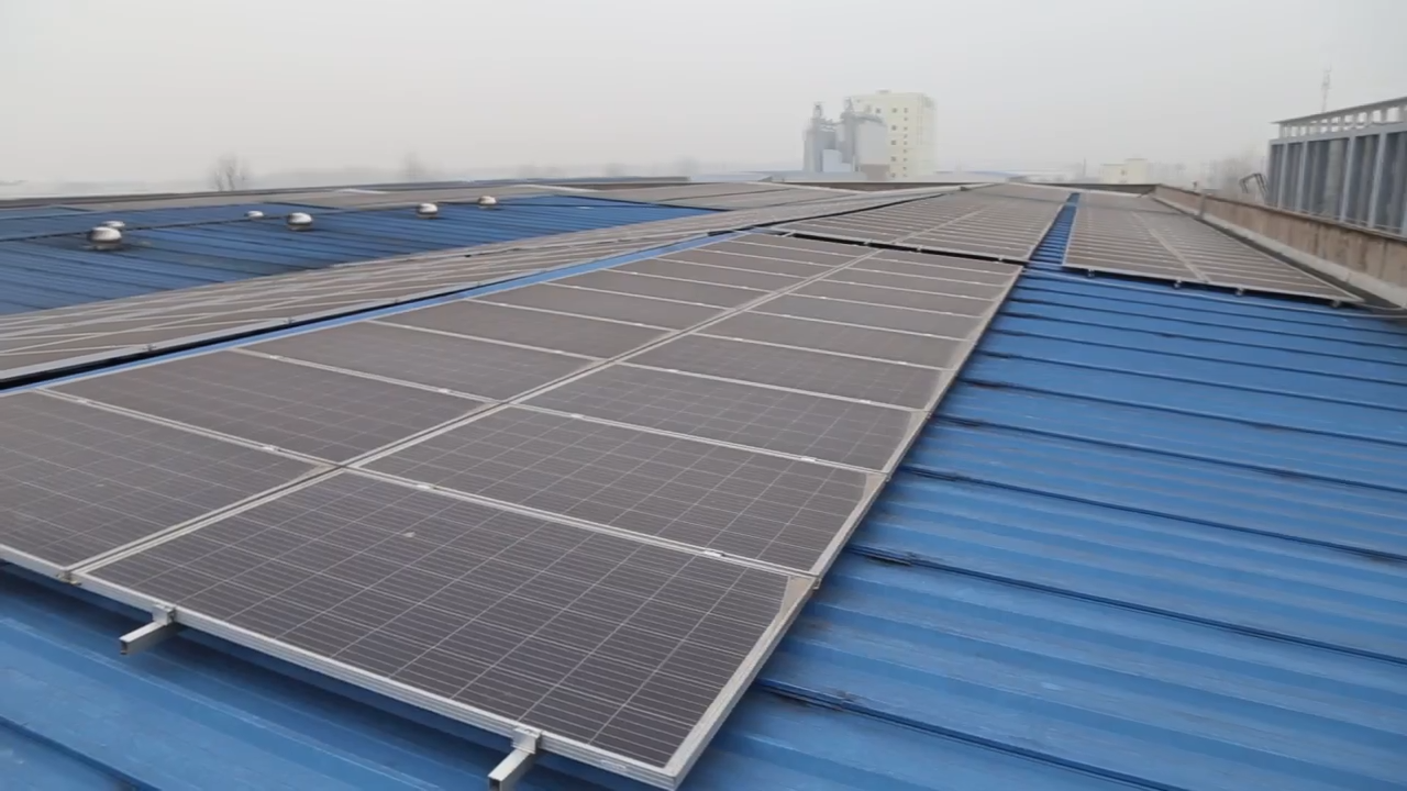 YuanChan Solar Panel System 2KW Solar System On Grid Home Solar Power System