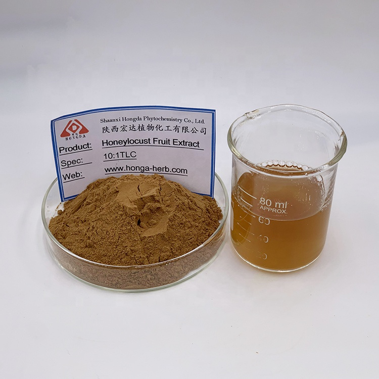 HONGDA Chinese Honey Locust Extract Powder for Health Care