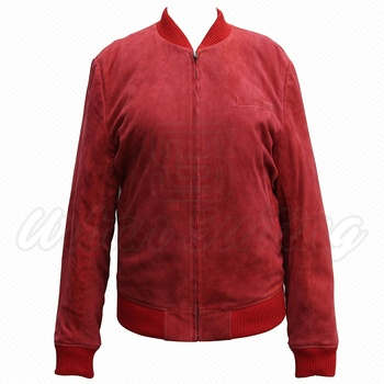 Ladies Genuine Suede Leather Slim Fit Jackets Doorstep delivery leather jackets