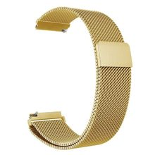 Универсальный ремешок для часов Milanes, 18 мм, 20 мм, 22 мм, ремешок для часов, Смарт-часы с металлическим ремешком из нержавеющей стали, часы для му...(China)