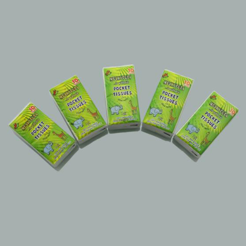 Wholesale buy reliable  2 and 3 ply mini pocket tissue for promotion advertising from China mini pocket tissue factory price