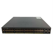 2960X Seri Gigabit <span class=keywords><strong>Switch</strong></span> WS-C2960X-48TS-L <span class=keywords><strong>48</strong></span> <span class=keywords><strong>Port</strong></span> Gigabit Ethernet Network <span class=keywords><strong>Switch</strong></span>