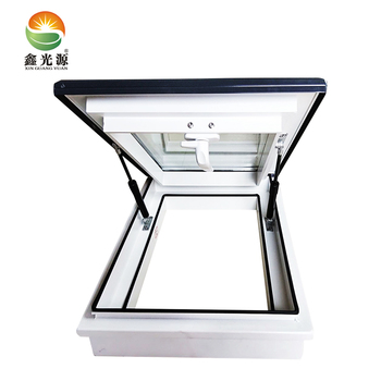 China manufacturer aluminium marine boat skylight with high quality patio window